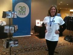 IDEA Personal Trainer conference 2012