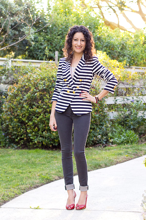 hm-striped-blazer-buttoned