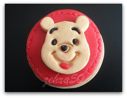 winnie de pooh koekjes