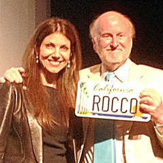Malissa Shriver and Rocco Landesman