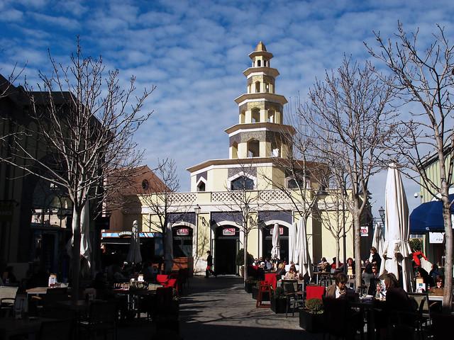 Restaurante * Las Rozas Village * Chic outlet shopping