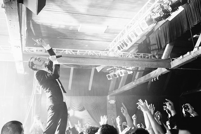 Mutemath Seattle Showbox SoDo - Odd Soul Tour