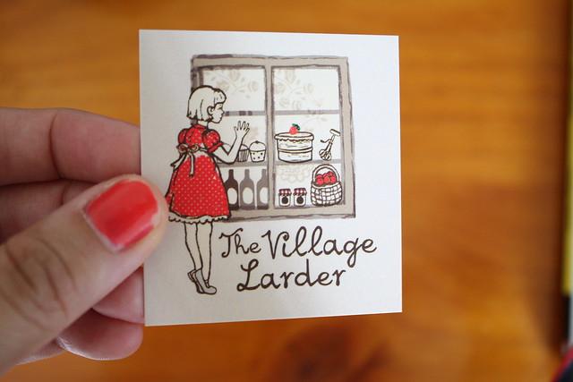 the village larder,