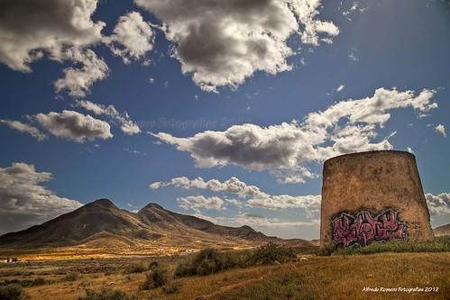Los Escullos by Alfredo Romero Fotografias 