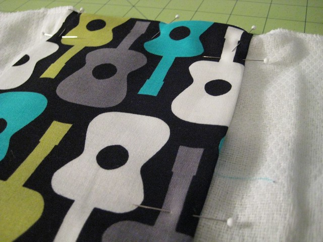 Burp Cloth Tutorial
