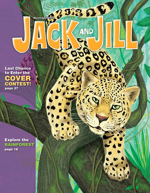 Jaguar - Cover illustration