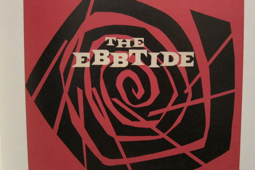 Menu Design in America: The Ebbtide