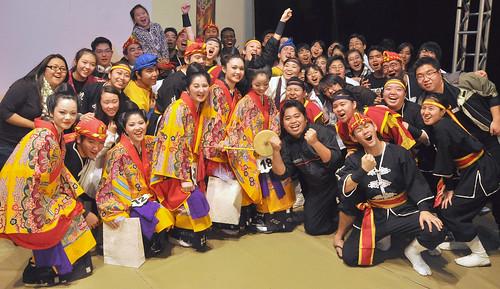 Eisa Matsuri / Miss Ryuso 2011