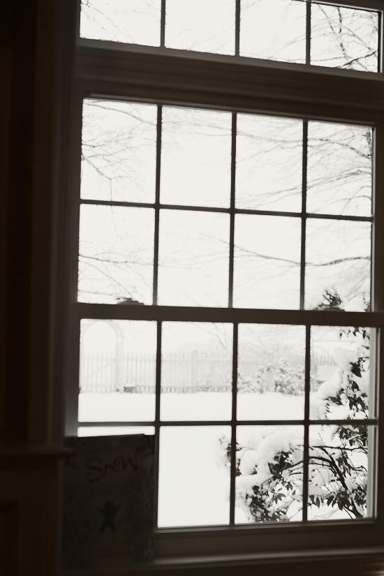 b&w window