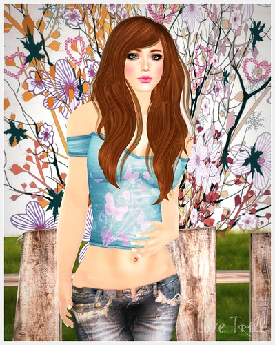 1 Hundred Spring Morning Top @ The Kawaii Fair