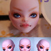 Monster High Repaint Tutorial Page 3 by Retrograde Works