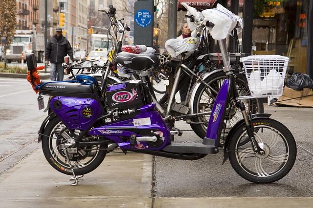 365.195 Electric Bikes of Doom