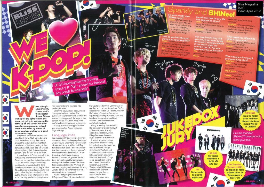 040312 SHINee - Bliss Magazine Scans, April 2012 Edition 6952783919_3650e0f688_o