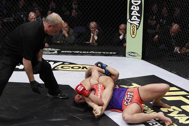 Miesha Tate Vs Ronda Rousey