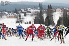 Reprezentanti Jakš a Kožíšek ovládli Šumavský Skimaraton Kooperativy 2012