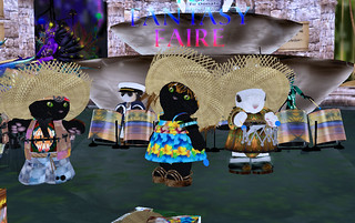 The Band Fantasy Faire 2012 tiny section