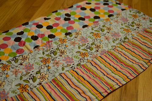 An actual quilt!