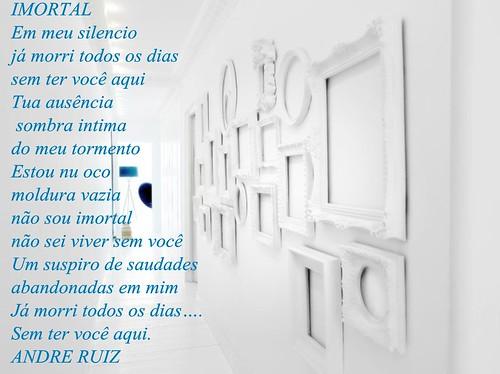 IMORTAL by amigos do poeta