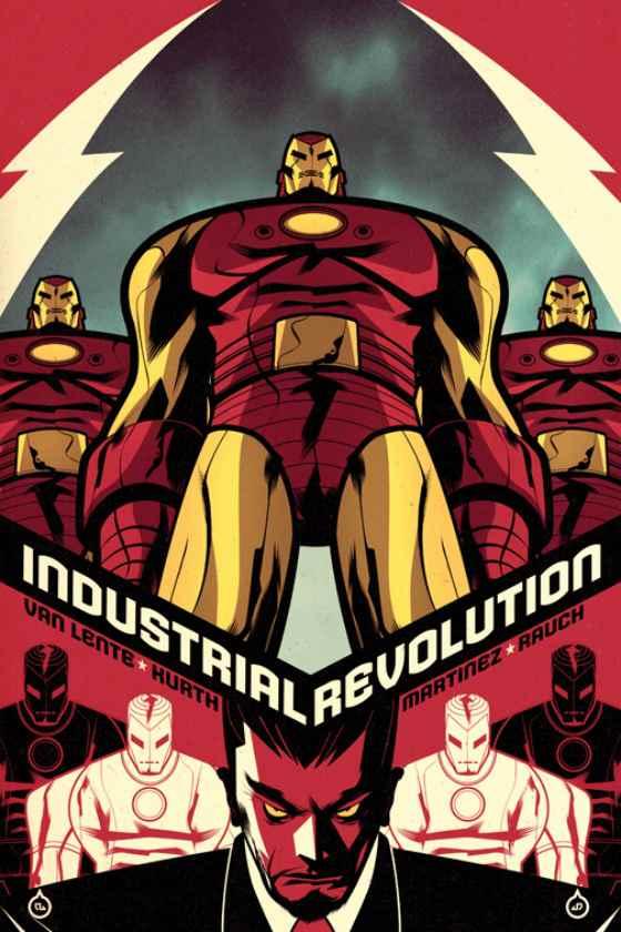posters comics