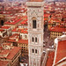 Giotto's Bell Tower by Derek Giovanni Photography