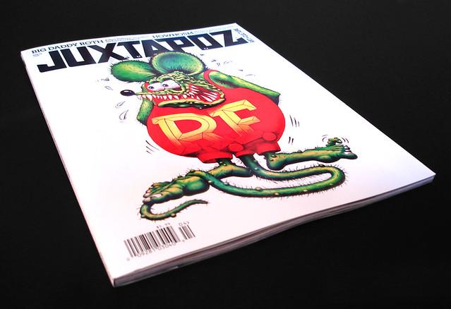 Juxtapoz Magazine # 135.