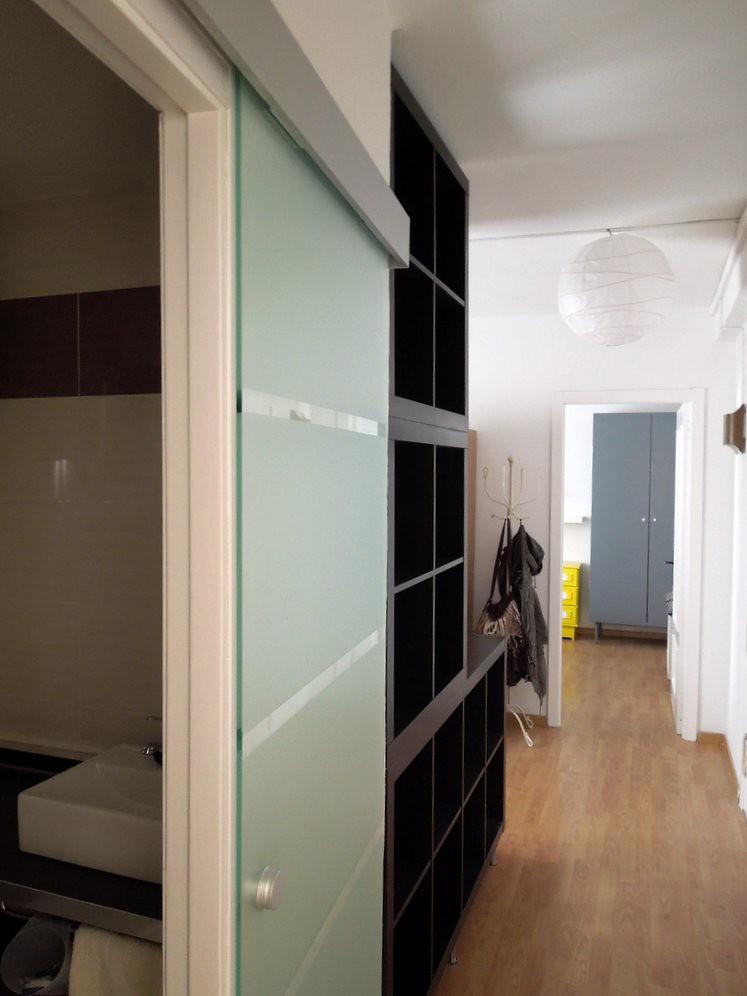 Baño Pequeno Alargado:Como decorar un pequeño apartamento y no arruinarse en el intento (y