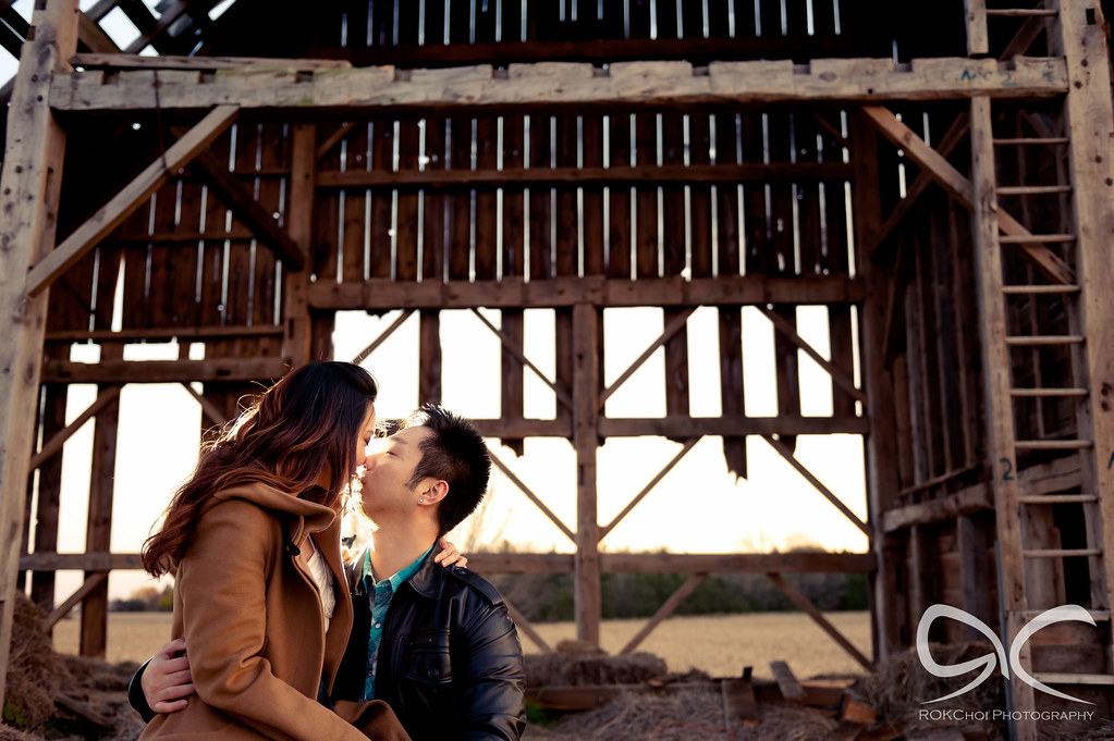 Athena + Benson {Engagement}
