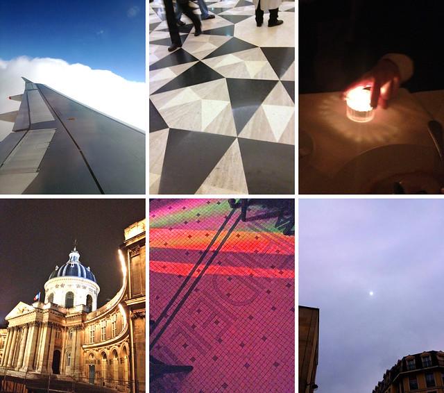 Paris iPhone Snaps : Les sixième sens.