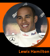 Pictures of Lewis Hamilton