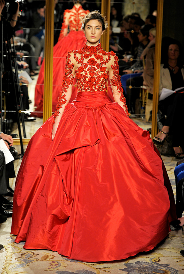 Marchesa 2012 gowns