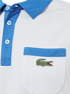 Andy Roddick Lacoste Spring Collection
