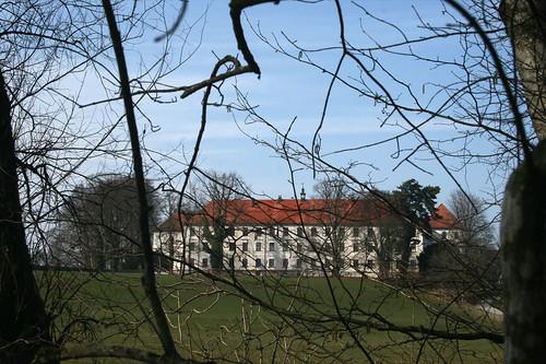 Blick in Richtung Augustiner Chorherrenstift