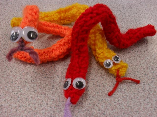 bendy snakes
