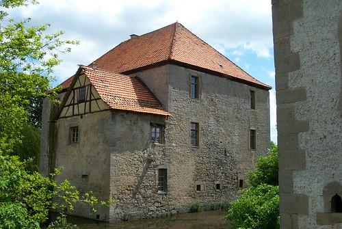 Wasserburg Schwickershausen11