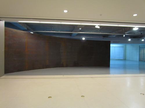 Richard Serra: Waxing Arcs