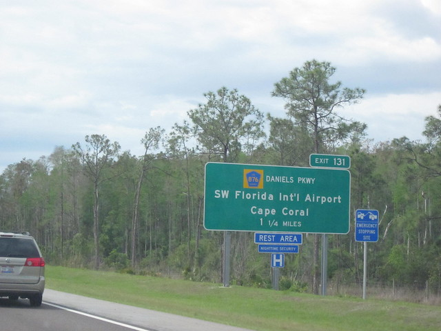 Southwest Florida Airport Car Rental Fort Myers Airport