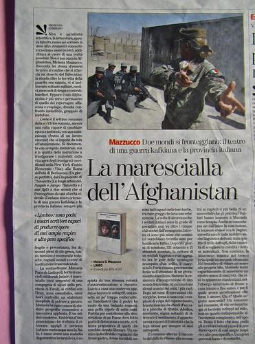 TuttoLibri/La Stampa, 31.2.2012. p.  (part.), 2