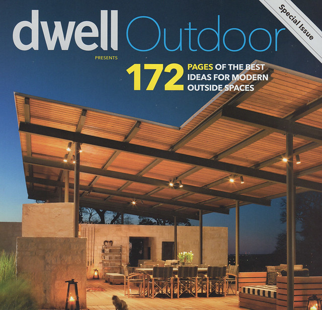Dwell Outdoor Special Issue... It's got some Poketo features in there.