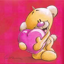osos con corazon