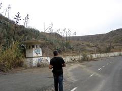 Cuartel Manuel Lois agosto 2010. 096. Barranco de Guanarteme