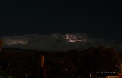 Tormenta eléctrica en Catamarca, Argenina II