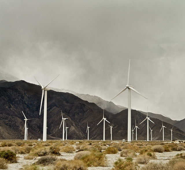 Windmills, Palm Springs | Flickr - Photo Sharing!