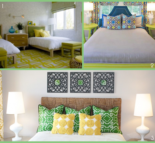 Inspiration for My Guest Bedroom - April 2012