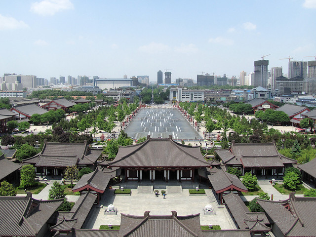 Xi'an, China by CC user wiredtourist on Flickr