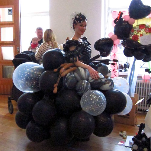 The Licorice Balloon Lady