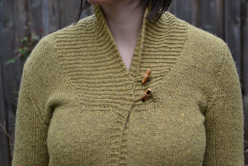 larch sweater