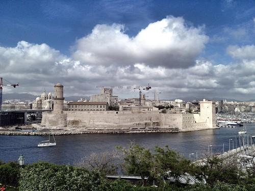 Fort St. Jean en Marseilles