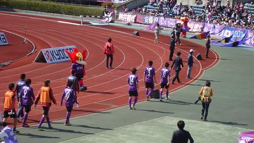 2013/04 J2第11節 京都vs千葉 #02