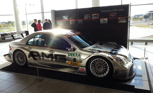 Mercedes Experience - Reino Unido