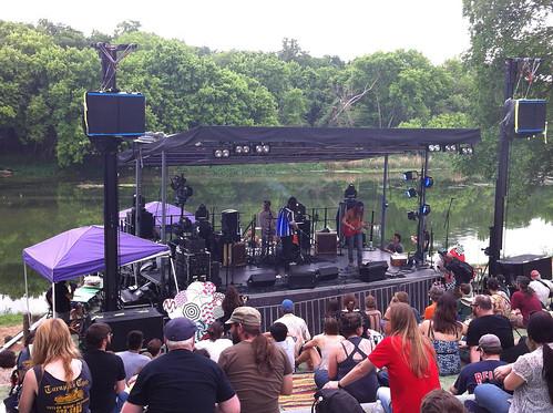 Woodsman - Austin Psych Fest 2013